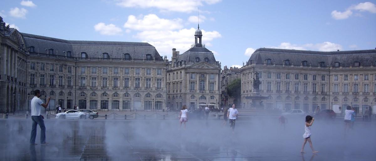Permalien vers:Miroir d'eau Bordeaux